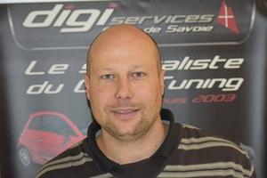 Benoit LOFFRON Gérant et électronicien